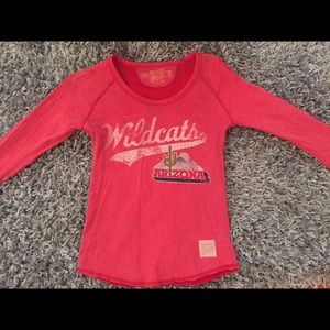 Arizona Wildcats Sweater Shirt. UofA